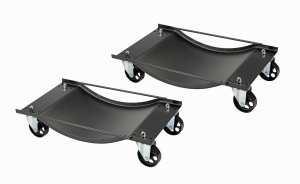 Тележка под колесо для перемещения неисправных а/м, 450кг (2шт/к-т)