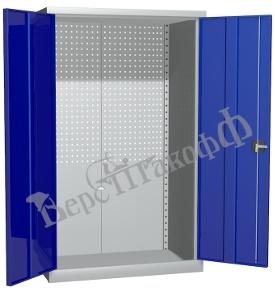 Металлический инструментальный шкаф PROFFI (без перегородки)