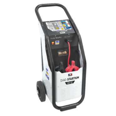 DIAG STAPTIUM 60-12 12В. Автоматическое пуско-зарядное устройство, запуск даже при очень сильно разряженном аккумуляторе от 1 В, контроль от избыточного потребления тока во время старта, микропроцессорное управление. Автоматическое определение пуска автом