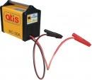 Автоматическое зарядное устройство. Эффективный  ток зарядки: 30 А. Зарядка аккумуляторов емкостью: до 400 а/ч. Напряжение зарядки: 12/24 V/220V. Потребляемая мощность: 720 W. Силовые  кабели к аккумулятору: 2х1000 мм.  LСD дисплей. Автоматическое определ
