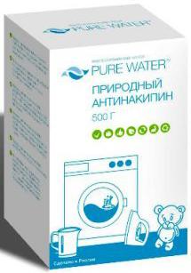 Pure Water Антинакипин природный 500 г