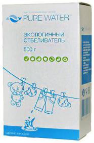 Pure Water Экологичный отбеливатель 500 г