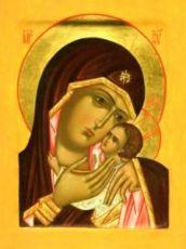 Касперовская икона БМ (рукописная на заказ)