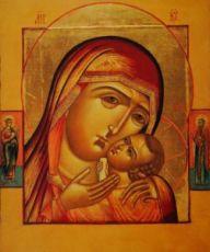 Касперовская икона БМ (копия старинной)