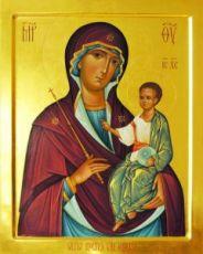 Минская икона БМ (рукописная на заказ)