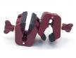 Зажим Piher MultiClamp, двойной фиксированный (красный + красный) М00012255