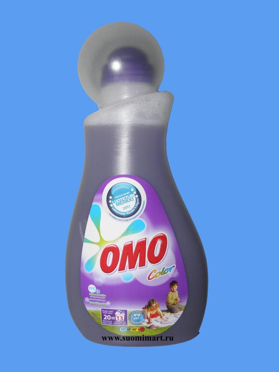 Стиральный порошок OMO (Цветное белье) 1л