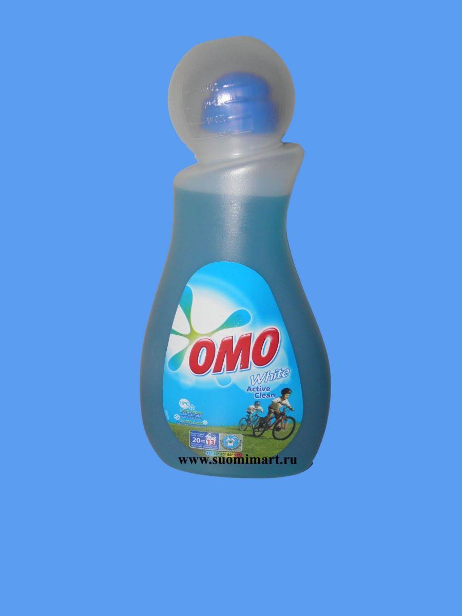 Стиральный порошок OMO (Белое белье) 1л
