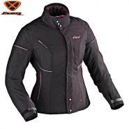 Куртка женская Ixon Kalia Shell HP, Черно-розовая