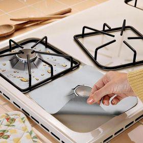 Алюминиевая фольга для защиты газовой плиты