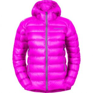 Norrona Lyngen Lightweight down750 Jacket W Pumped Purple