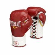Перчатки боксёрские боевые Everlast  MX Professional Fighting Gloves 181100