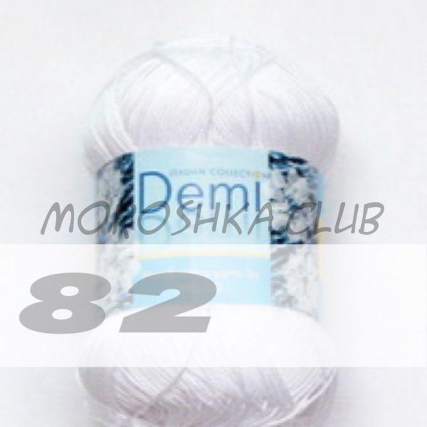 Цвет 82 Demi, упаковка 10 мотков