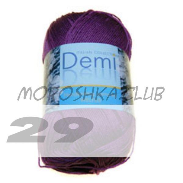 Цвет 29 Demi, упаковка 10 мотков