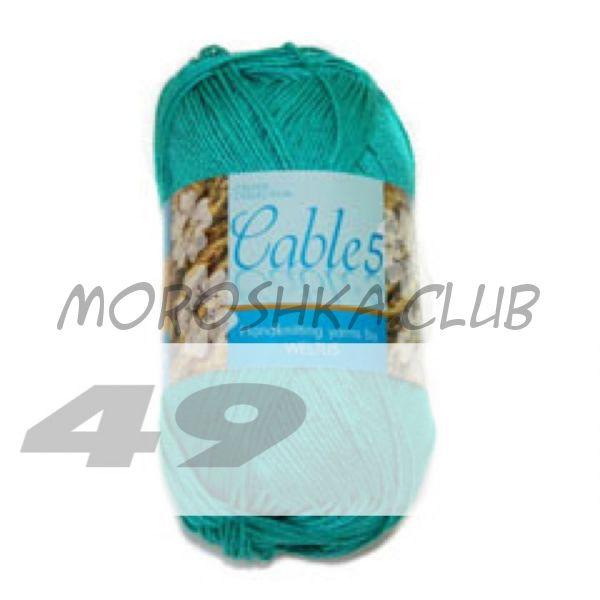Цвет 49 Cable 5, упаковка 10 мотков