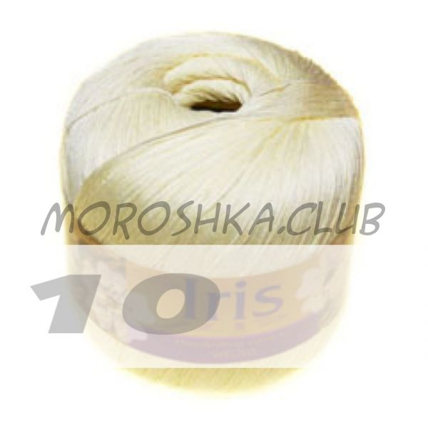 Цвет 10 Iris, упаковка 4 мотка