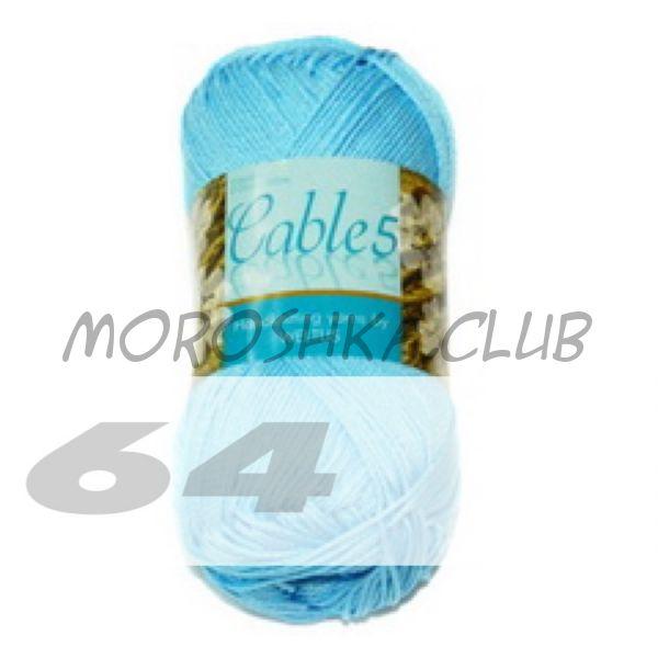 Цвет 64 Cable 5, упаковка 10 мотков