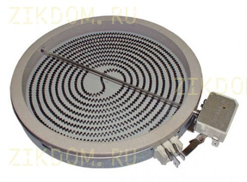 Электроконфорка для ст/керам плиты 1700W D=200mm.D=180mm 481231018889