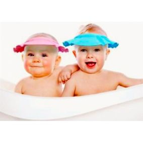 """""""PIP BABY"""" Детский ободок для мытья головы (розовый)"""