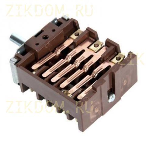 Переключатель режимов духовки для электроплиты Gorenje 46.27266.500 ПМ-7 (7 позиций)