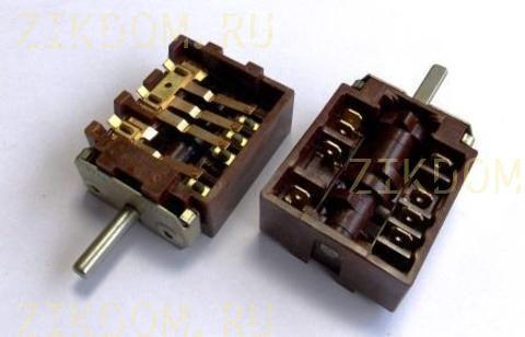 Переключатель режимов духовки для электроплиты ПМЭ-27-2359