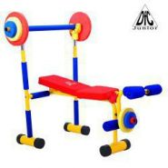 Детская скамья для жима DFC VT-2400