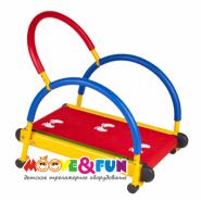 Детская беговая дорожка Moove&Fun SH-01