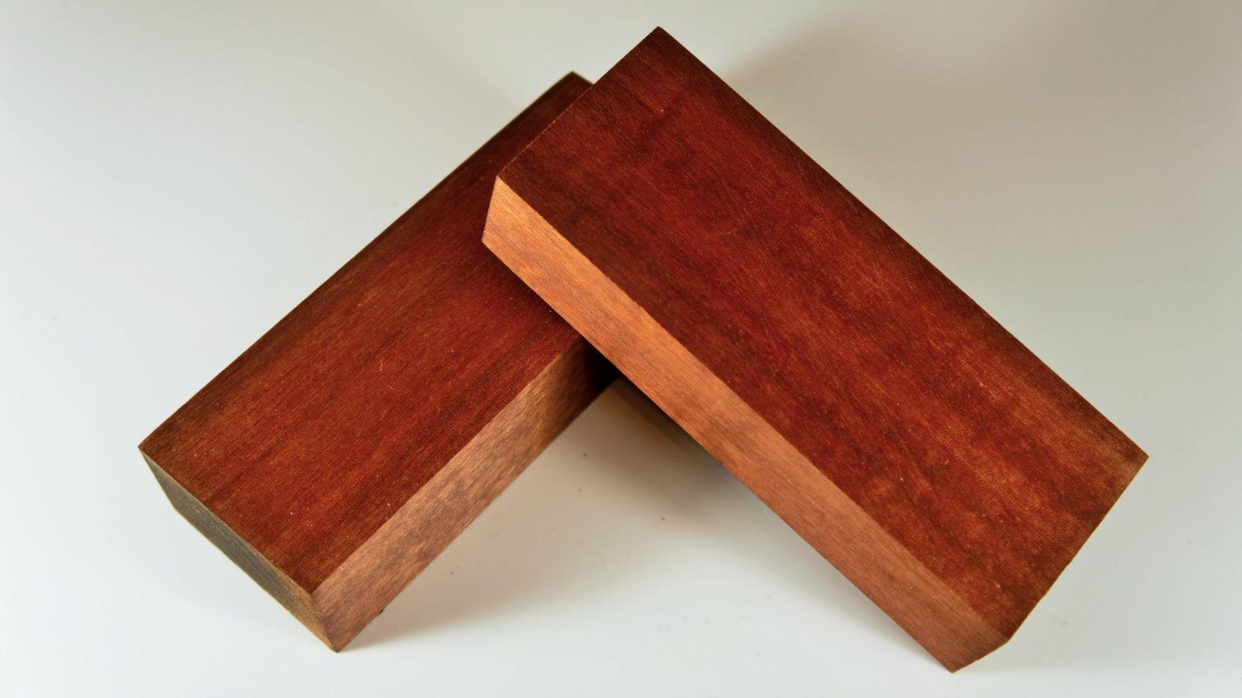 Макоре (Makore) плашки 5-7-10-14 мм на выбор (цена за 1 шт)