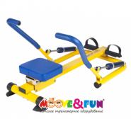 Детский гребной тренажер Moove&Fun SH-04