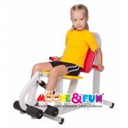 Детский тренажёр разгибание ног Moove&Fun MF-E01
