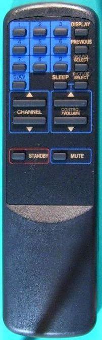 Funai 2100 MK10 (TV с t/t) (TV-2100MK10)