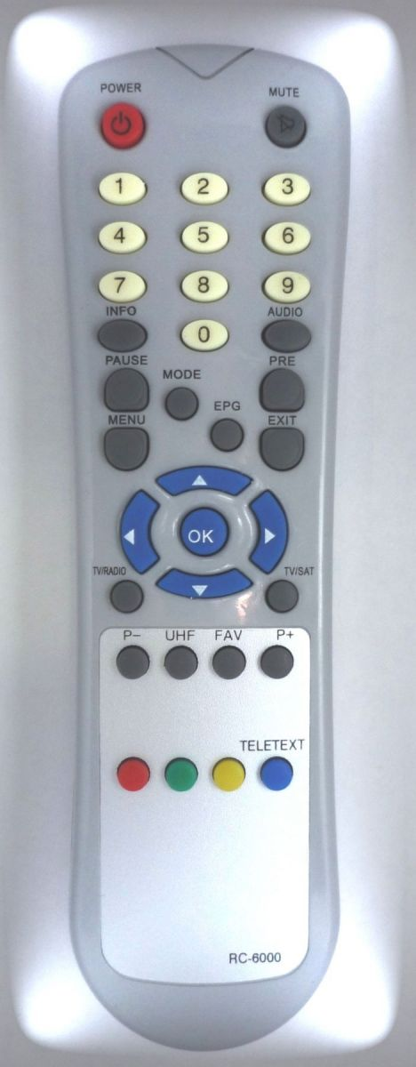 Globo RC-6000 (Sat) (Globo 6000)