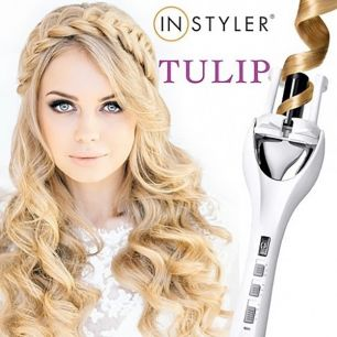 Плойка-стайлер для создания локонов InStyler Tulip (Инстайлер Тьюлип)