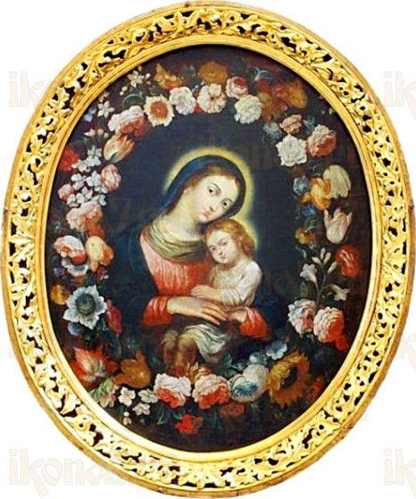 Пожайская икона Божией Матери (рукописная)