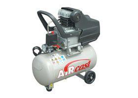 компрессор поршневой 400 л/мин, 8 бар, 2.2 кВт. 220 В, ресивер 100 л.