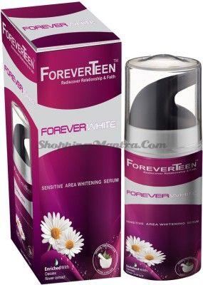 Осветляющая сыворотка для интимных зон Forever White O2 Personal Care