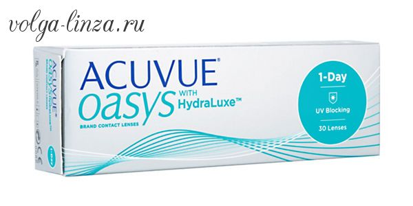 Acuvue Oasys 1-Day 30 шт