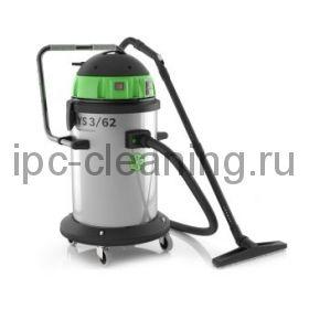 Профессиональный пылесос IPC Portotecnica YS3/62W&D AMST 440HP MI C/ACC