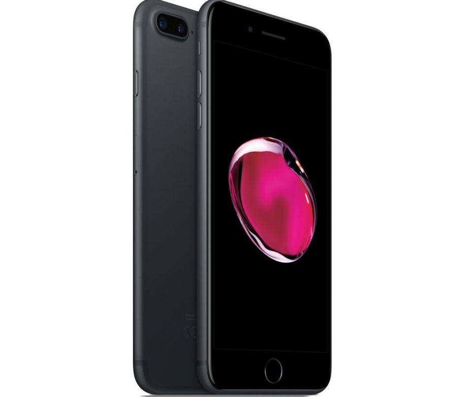 Apple iPhone 7 Plus 128GB черный матовый