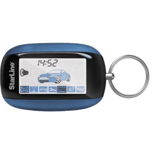 Брелок для сигнализации LCD Starline B92