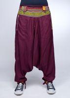 мужские непальские штаны афгани с вышитым поясом, унисекс. Москва