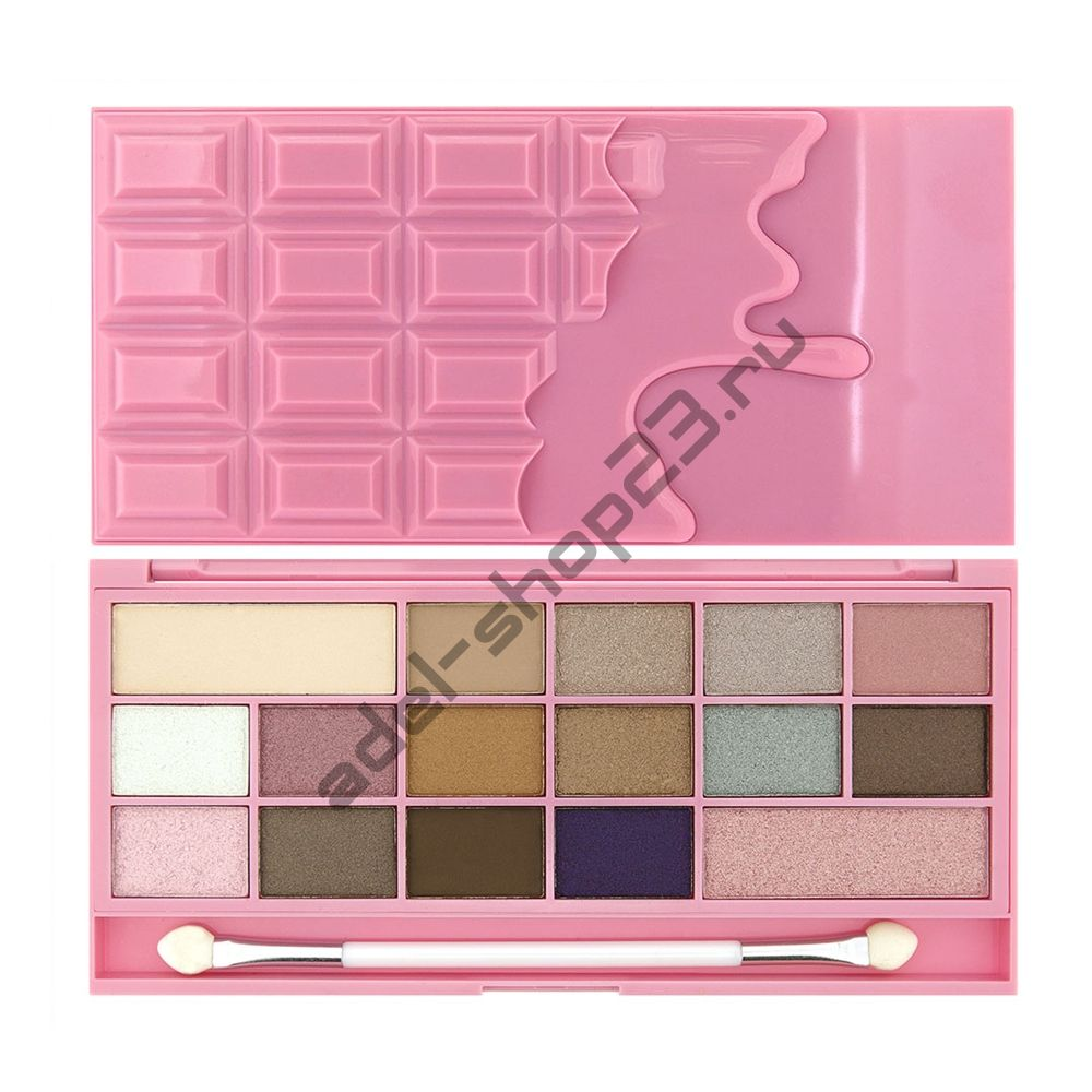 "I Love MakeUp - Тени для век ""I Heart Makeup I love Chocolate - Pink Fizz"""