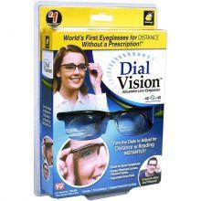 Очки с регулировкой линз Dial Eye Glasses Vision