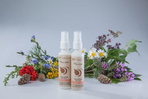 Крем –флюид для нормальной кожи