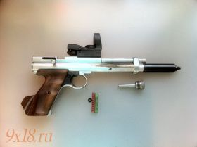 """КИТ перевода на воздух CROSMAN 2250/2400 Кросман 2250/2400 производство """"RU Guns Lab"""""""