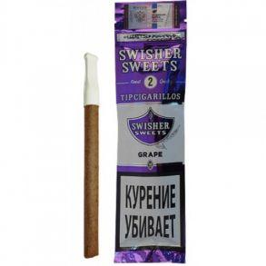 Сигариллы Swisher Sweets Grape Tip Cigarillos (2)