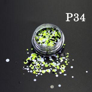 Флуоресцентные камифубики P34