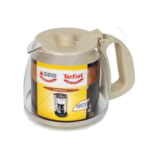 Колба кофеварки TEFAL (Тефаль)  CM4101 EXPRESS, MS-621990