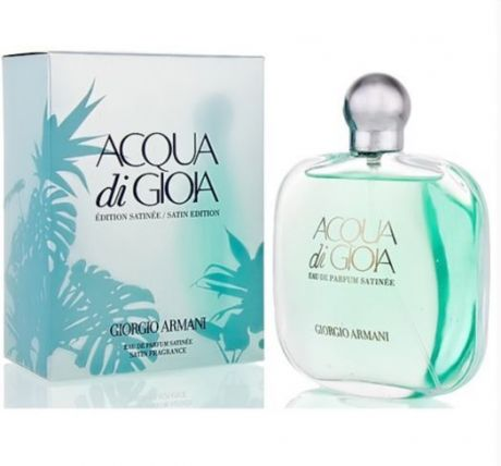 "Парфюмерная вода Giorgio Armani ""Acqua di Gioia Eau de Parfum Satinee"", 100 ml"