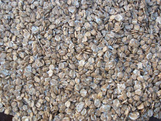 Микронизированные пшеничные хлопья 20 кг Вознесеновские корма